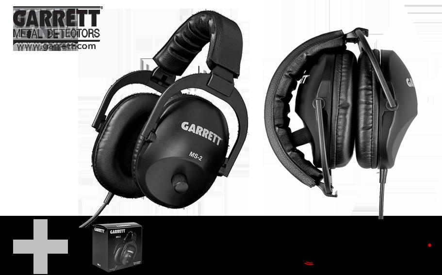 Słuchawki Garrett Ms 2 Detect