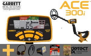 Garrett ACE 300i + Pro-Pointer AT
